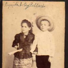 Fotografía antigua: FOTOGRAFIA BAUTISTA FREIXA, REUS ( TARRAGONA ). Lote 6081978