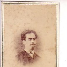 Alte Fotografie - ricardo domenech, 1869. foto: napoleón, barcelona. - 12253293
