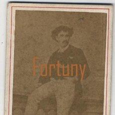 Fotografía antigua: FORTUNY - 1870-1880. Lote 26495143