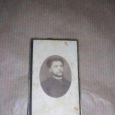 Fotografía antigua: CARTE DE VISITE - 8X4,5 CM.. Lote 30721207