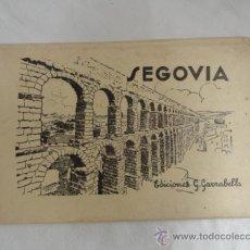 Fotografía antigua: ANTIGUOS RECUERDOS FOTOGRAFICOS DE SEGOVIA.. Lote 31955106