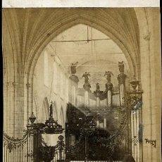 Fotografía antigua: FOTOGRAFIA ANTIGUA. CARTE DE VISITE. ALBUMINA. EGLISE N. D. A CALAIS. FRANCE. Lote 34301213
