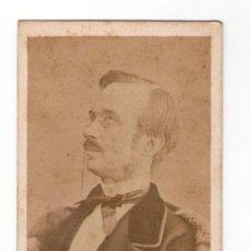 Fotografía antigua: BATAZZI, SIN DATOS DEL FOTÓGRAFO. 1860'S. Lote 35063264