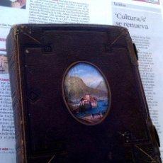 Fotografía antigua: ÁLBUM - 45 CARTES DE VISITE - 1870-1880 - FOT. MOLINE Y ALBAREDA - NAPOLEÓN.... Lote 47685502
