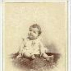 Fotografía antigua: ANTIGUA FOTOGRAFIA DEL FOTOGRAFO M. MATARRODONA, BARCELONA, MIDE 16,5 X 11 CM. Lote 48335670