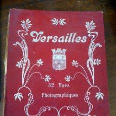 Fotografía antigua: VERSAILLES · 32 VISTAS FOTOGRAFICAS M.MOREAU 1920. Lote 51544888