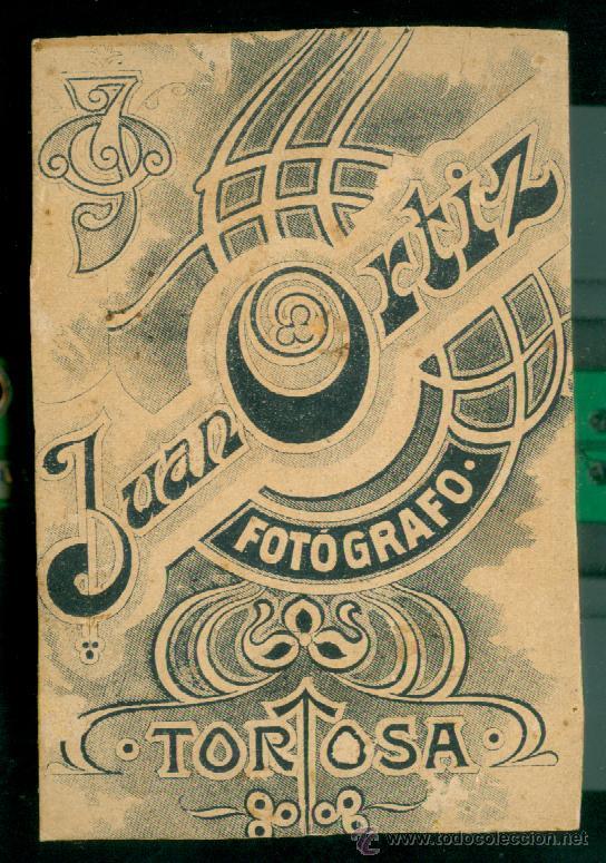 Fotografía antigua: MILITAR - TORTOSA - FOT. JUAN ORTIZ - Foto 2 - 52342021