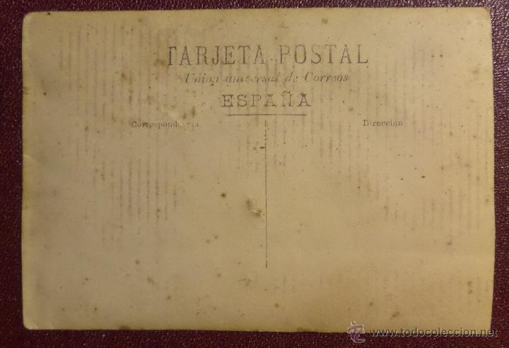 Fotografía antigua: Antigua fotografia de familia, tipo carte de visita. Ver foto reverso - Foto 2 - 52967952