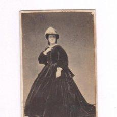 Fotografía antigua: RETRATO DE LEONARDI, FOTO: RODRIGUEZ, MATANZAS, CUBA. 1860'S. CDV. Lote 53315222