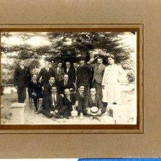 Fotografía antigua: VALENCIA-ALICANTE BONITA FOTO GRUPO PERSONAS SIN FOTÓGRAFO . Lote 55172346