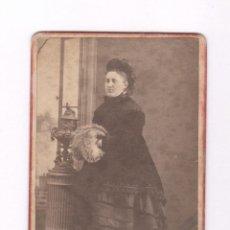 Alte Fotografie - retrato de dama, foto cordiglia, barcelona - 63088188