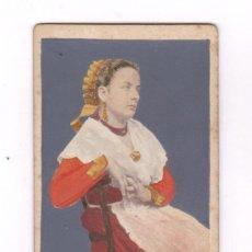 Fotografía antigua: RETRATO ILUMINADO, 1860'S. FOTO G. AGOSTINI, ROMA. Lote 67376069