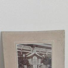 Fotografía antigua: CURIOSA FOTOGRAFÍA ALEMANA.COMERCIAL.1899. Lote 84692200