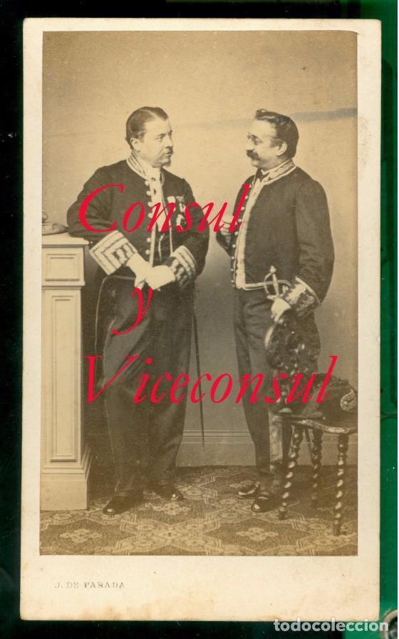 Consul Y Viceconsul