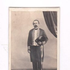 Fotografía antigua: CELESTINO MAS ABAT, SIN DATOS, 1860'S. ARCHIVO CELESTINO MAS ABAT. Lote 98233355