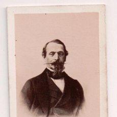 Fotografía antigua: EMPERADOR NAPOLEON III DE FRANCIA CDV DISDERI CARTA DE VISITA. Lote 99295755