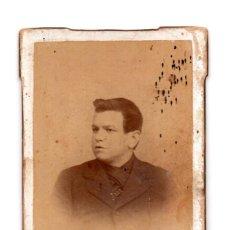 Fotografía antigua: CARTES DE VISITE. ESTUDIO FOTOGRÁFICO ARTURO FRANCO MURCIA. Lote 110252051