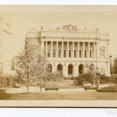Fotografía antigua: MARSELLA, MARSEILLE, BOURSE, BOLSA, SIN REFERENCIA DE FOTÓGRAFO. Lote 115274763