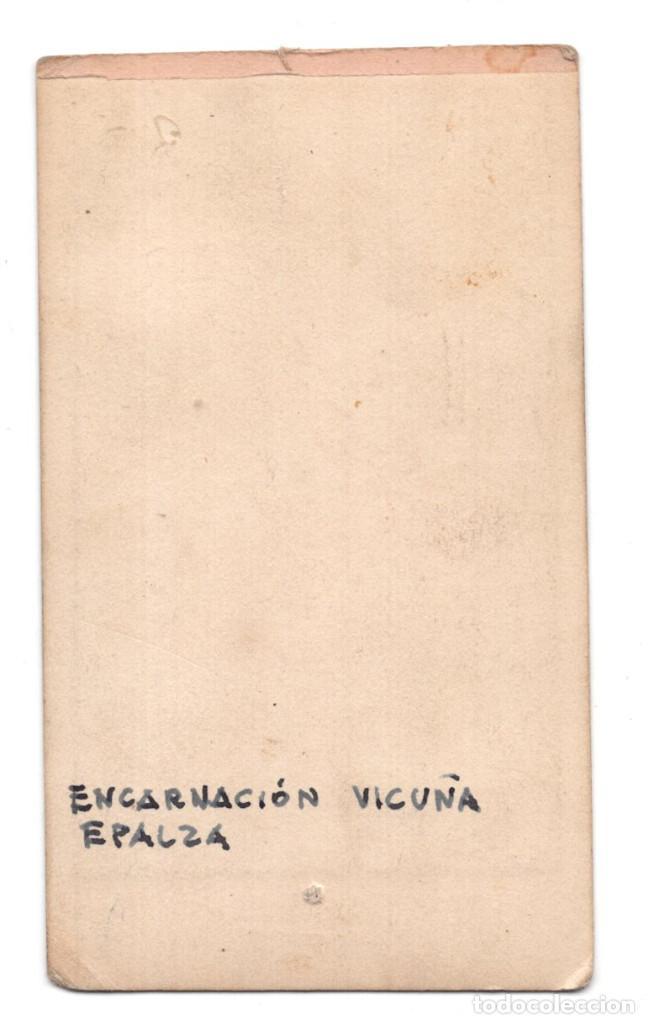 Fotografía antigua: CARTES DE VISITE. ESTUDIO FOTOGRÁFICO. HIGINIO MONTALVO. ÚBEDA. JAÉN - Foto 2 - 116867959