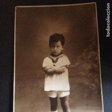 Fotografía antigua: ZARAGUETA E HIJOS PAMPLONA 14CMX9CM.1908-1950.. Lote 120914407