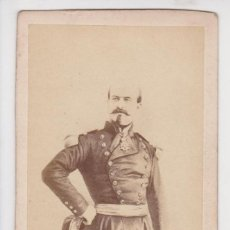 Fotografía antigua: CDV LOUIS-JULES TROCHU PRESIDENTE PROVISIONAL DE FRANCIA DURANTE LA GUERRA FRANCO-PRUSIANA. Lote 124208851