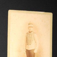 Fotografía antigua: FOTOGRAFIA EN BLANCO Y NEGRO - H.VOCORET (FOTOGRAFO) - PARIS 61. Lote 130365558