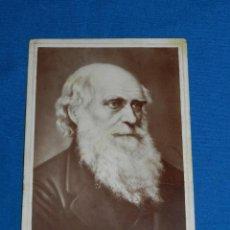 Fotografía antigua: CDV PROFESSOR CHARLES ROBERT DARWIN 1882 , G.W. BACON & C. STRAND , LONDON . Lote 140777602