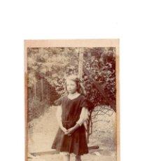Fotografía antigua: CARTES DE VISITE. ESTUDIO FOTOGRÁFICO. DESCONOCIDO. Lote 146308614