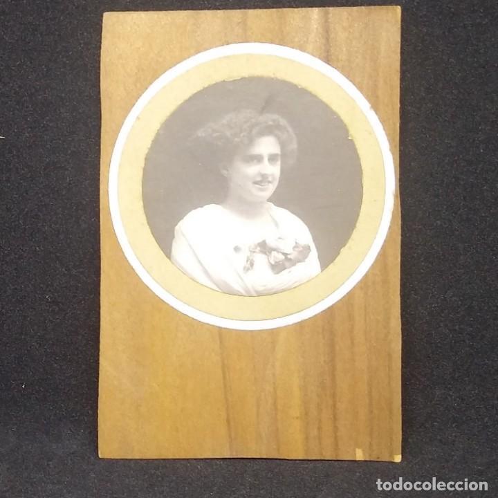 Fotografía antigua: Carte Visite contraplacado 10x6,6 cm - Foto 2 - 147988934