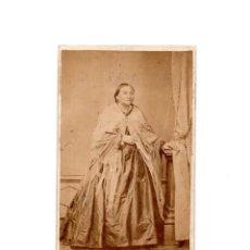 Fotografía antigua - CARTES DE VISITE. ESTUDIO FOTOGRÁFICO. R. BUCH Y J. RODRIGUEZ, VIGO - 154867418