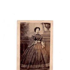 Fotografía antigua - CARTES DE VISITE. ESTUDIO FOTOGRÁFICO. DESCONOCIDO. - 155337530