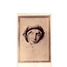 Fotografía antigua: CARTES DE VISITE. ESTUDIO FOTOGRÁFICO. ANTONIO SELFA. MADRID. POST MORTEN. Lote 165717490