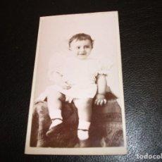Fotografía antigua: SIGLO XIX CARTE DE VISITE CDV DE CADIZ DE RAFAEL ROCAFULL FOTOGRAFIA - JOSE MANUEL GALLEGOS Y ROCAFU. Lote 166003190