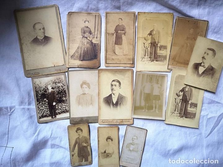 Fotografía antigua: LOTE DE 61 FOTOGRAFÍAS DE NIÑOS. DIFERENTES FOTÓGRAFOS. BARCELONA. PRINC. S. XX - Foto 4 - 168076724