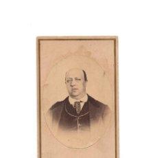 Fotografía antigua: CARTES DE VISITE. ESTUDIO FOTOGRÁFICO. J. LAURENT. MADRID. . Lote 171111039