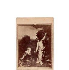 Fotografía antigua: CARTES DE VISITE. ESTUDIO FOTOGRÁFICO. J. LAURENT. MADRID. RELIGIOSA. . Lote 171367228