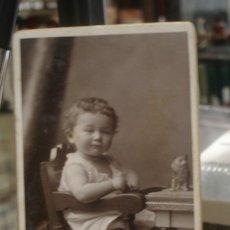 Photographie ancienne: CARTA DE VISITA P. BELLINGARD FOTOGRAFO - PORTAL DEL COL·LECCIONISTA *****. Lote 172985863