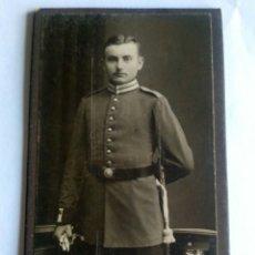 Fotografía antigua: FOTOGRAFÍA, CARTA DE VISITA. HEIRN. RATKOWSKY.. Lote 174468462