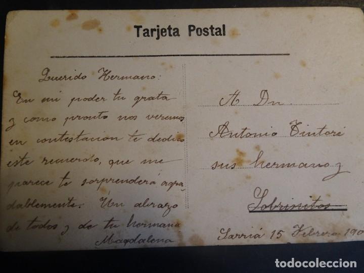 Fotografía antigua: LOTE DE 3 FOTOS VARIADAS DE ÉPOCA , CDV, POSTAL, ESTUDIO , VER FOTOS - Foto 6 - 178403200