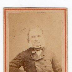 Fotografía antigua: NADAR. PARIS. CROUSSEAU. SIGLO XIX. Lote 179069128
