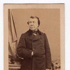 Fotografía antigua: DISDERI. PARIS. RICORD. SIGLO XIX. Lote 179069175
