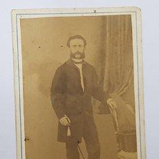 Fotografía antigua: FOTOGRAFIA - JUAN HORTELANO - VALLADOLID. Lote 183887336