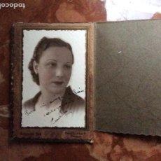 Fotografía antigua: FOTOGRAFIA 8CMX5CM.ZARAGOZA.. Lote 191281713