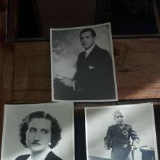 Fotografía antigua: FOTOS ANTIGUAS FAMILIA REAL ESPAÑOLA. Lote 193057785