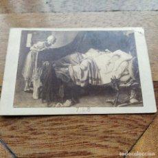 Fotografía antigua: ARTE PHOTOGRAPHIE GOUPIL & CO 748 FOTOGRAFÍA SOBRE CARTÓN. Lote 193907591