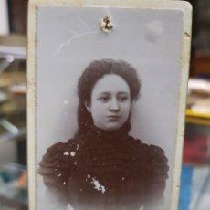 Fotografía antigua: ANTIGUA FOTOGRAFIA CDV FLORENZANNO ZARAGOZA. Lote 194074023