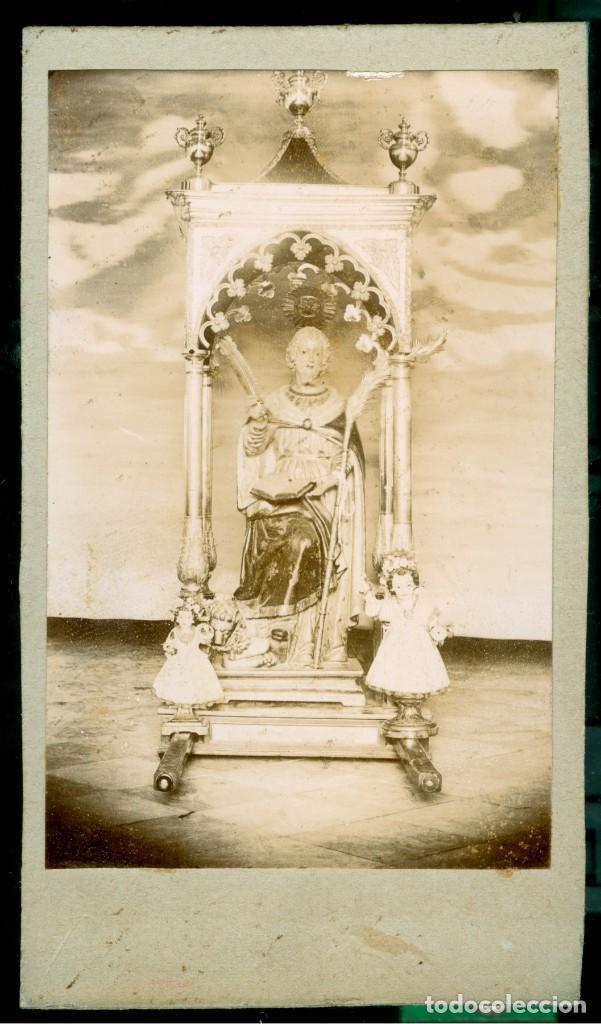 SAN JERONIMO - 1890'S (Fotografía Antigua - Cartes de Visite)