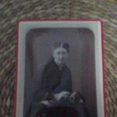 Fotografía antigua: RETRATO DE UNA DAMA. 1883 NANCY. Lote 195411160