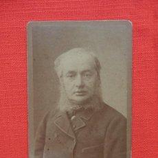 Fotografía antigua: A. GERSCHEL, PHOTOGRAPHIE D'ECOLE POLYTECHNIQUE, MAISON FUNDEE EN 1856. Lote 204594243