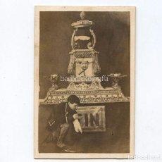 Fotografia antica: CRIC Y CAM - BARCELONA. FIN DE BAILES EN LA PALOMA. CARNAVALES 1864. CDV. Lote 215957683